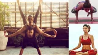 International Yoga Day: Karan Singh Grover, Bipasha Basu. Shilpa Shetty Kundra celebrate with inspirational posts