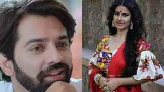 Iss Pyaar Ko Kya Naam Doon star Barun Sobti goes an extra mile to make co-star Shivani Tomar comfortable!