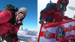 Cancer patient Ian Toothill conquers Mount Everest: Man with terminal disease reaches Everest summit!