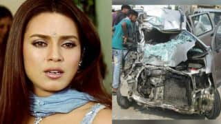 Mahima Chaudhry's brother & sister-in-law died in a car crash on the Meerut-Hapur road! (View picture)