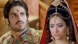 Chandra Nandini 25 September 2017 Written Update Of Full Episode: Chandra And Nandini Get Familiar With Each Other's Likes And Dislikes