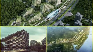 World's first forest city begins constructed in China! Everything you need to know about new project to fight pollution increase