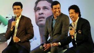Sourav, Laxman Conflict Verdicts Likely on Sachin's Line: BCCI