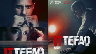 Ittefaq posters: Sidharth Malhotra, Sonakshi Sinha and Akshaye Khanna tell what happened that night!