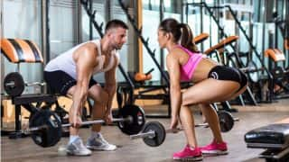 Here's why your partner is your best workout buddy
