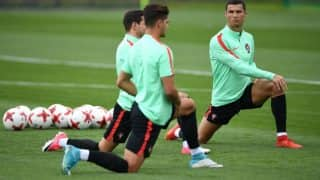 Confederations Cup 2017: Portugal take on Chile in first semi-final