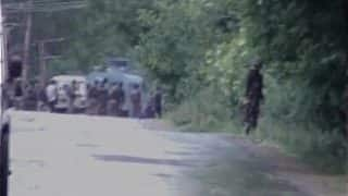 CRPF, J&K Police thwart suicide attack attempt at camp in Bandipora, gun down 4 terrorists