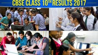 CBSE 10th Results 2017 Verification process begins: Steps to apply for verification online at cbse.nic.in