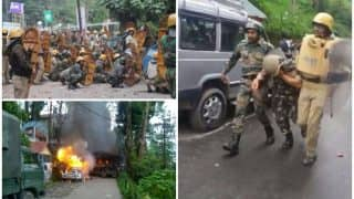 Gorkhaland agitation claims three lives so far – all sole breadwinners in poverty-struck families
