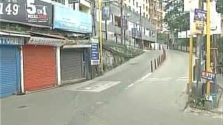 Darjeeling bandh called by GJM continues on Day 2, tourists flee hill city amid unrest
