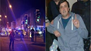 Darren Osborne arrested on suspicion of carrying out Finsbury Park attack