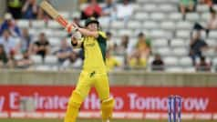 Warner Feels Good Start Against Indian Spinners is Key