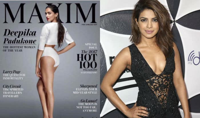 Deepika Padukone bags No. 1 spot on Maxim's HOT 100!