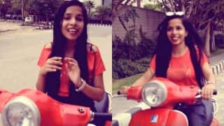 Dhinchak Pooja new song Dilon Ka Shooter Hai Mera Scooter video is OUT! Watch latest assault on the senses by Indian cringe-pop star!