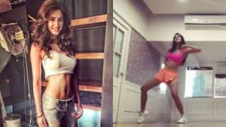 Disha Patani is back with her sexy moves! Watch video of Hot actress dancing to Beyonce's Hey! Mrs Carter