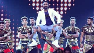 Nach Baliye 8: Remo D'souza made the contestants dance with his 'Dance Plus' groups!!