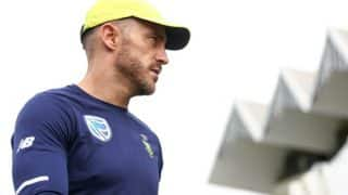South Africa vs Zimbabwe Boxing Day Test: Faf du Plessis Doubtful Due to Viral Infection