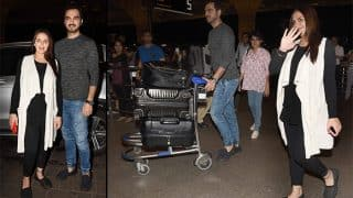 Mommy to be Esha Deol off to Greece with hubby Bharat Takhtani to spend some quality time - view HQ pics!