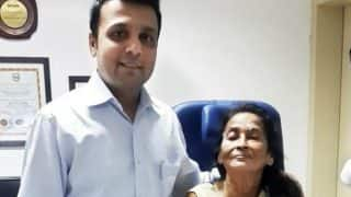 Nerves from foot helped this partially blind Kolkata woman get her eyesight back!