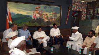 Want aggressive leader like Raj Thackeray to lead us, protesting farmers tells MNS