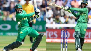 चैंपियंस ट्रॉफीः पाकिस्तानी ओपनिंग जोड़ी ने किया कमाल, 8 साल बना दिया ये रिकॉर्ड