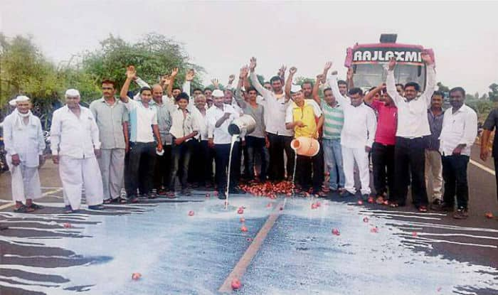 Disparate farmers groups call for Maharashtra bandh today