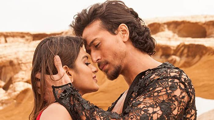Watch Tiger Shroff's 'exotic' romance in 'Pyar Ho'