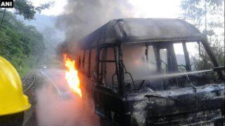 गोरखालैंड आंदोलन: दार्जिलिंग में 9वें दिन भी हिंसा, जीजेएम की बैठक, ममता गईं विदेश