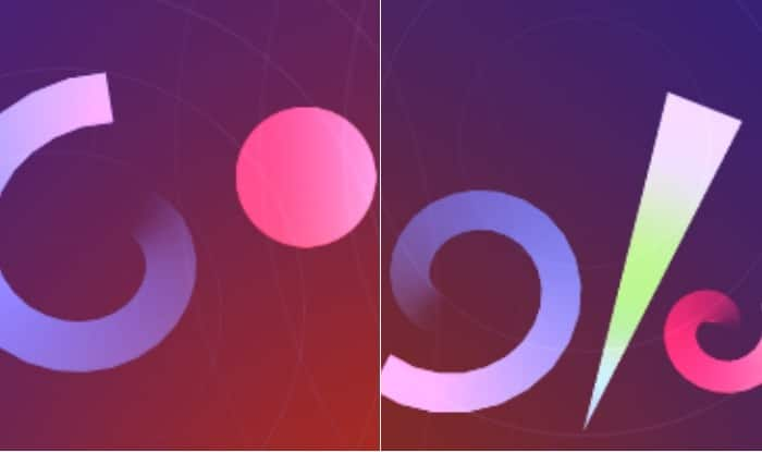 Google Doodle celebrates Oskar Fischinger's 117th birthday