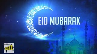 Eid 2017 Wishes: Best SMS, Eid al-Fitr WhatsApp Messages, Facebook Status, and GIF Images to wish Eid Mubarak!