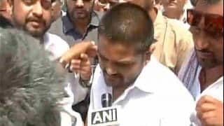 Hardik Patel arrested in Neemuch by MP police while trying to enter Mandsaur, released later