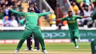 Champions Trophy 2017: Hasan Ali eyes golden ball as highest wicket-taker