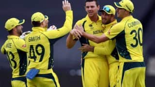चैंपियंस ट्रॉफीः ऑस्ट्रेलियाई तेज गेंदबाज जोश हेजलवुड ने 6 विकेट झटककर तोड़ा 15 साल पुराना रिकॉर्ड