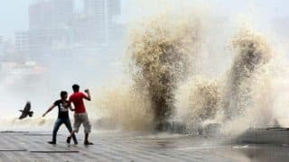 Mumbai Rains: High Tide Around 11.20AM; Expect More Showers During Day