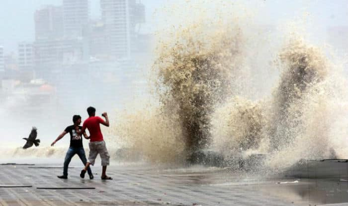 A 4.54-metre high tide warning has been issued for Wednesday noon.  (Representative image)