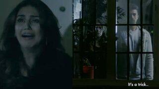 Dobaara See Your Evil quick movie review: Huma Qureshi, Saqib Saleem's horror film delivers no chills or thrills so far