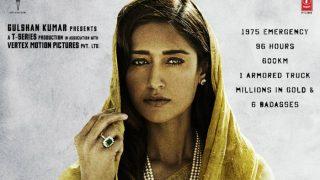 Baadshaho poster: Ileana D'cruz' badass look is too hot to handle!