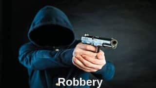 Delhi: Foreign Exchange Dealer Robbed of Rs 65 Lakh at Gunpoint
