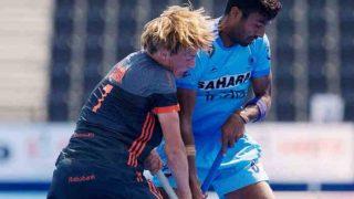 हॉकी वर्ल्ड लीग सेमीफाइनलः लगातार तीन जीत के बाद भारत की पहली हार, नीदरलैंड्स ने 3-1 से हराया