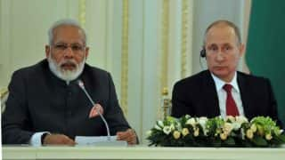 India, Russia sign deal for nuclear power units in Kudankulum, PM Narendra Modi asks CEOs to explore Indian industry: 10 points