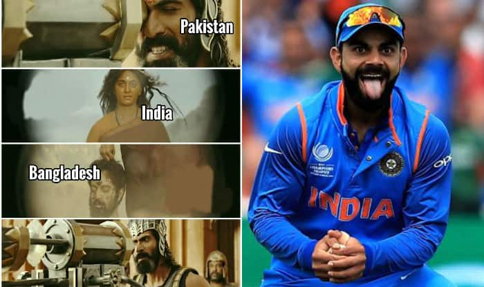 India vs Pakistan Jokes on ICC Champions Trophy 2017 Final will boost Virat Kohli led Indian Team's Confidence