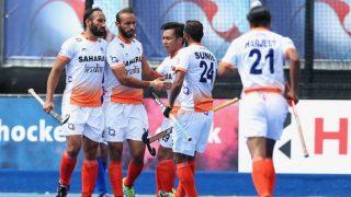 Hockey World League: Ramandeep Singh scores twice as India thrash Scotland 4-1