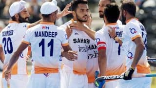 Hockey World League Final 2017: India Produce Solid Performance to Hold Australia 1-1