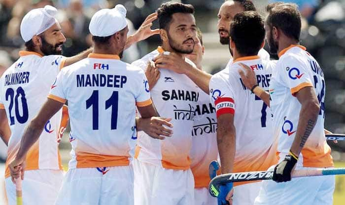 India register 6-1 win over Pakistan  (hockey india)