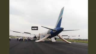 वाराणसी: इंडियो विमान में सवार शख्स की दिल का दौरा पड़ने से मौत