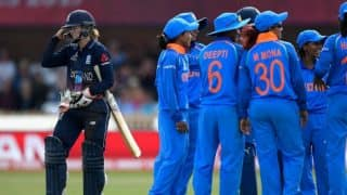 ICC Women's World Cup 2017: Formidable India beat England for opening win