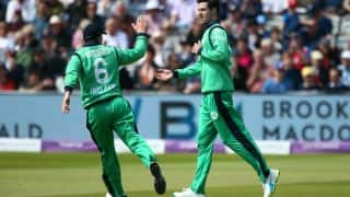 Ireland Announces Squad For England ODI And Tri-Series