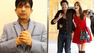 Jab Harry Met Sejal Story leaked by KRK: Kamaal R Khan bashes SRK's movie for talking about sex! Watch video to know more