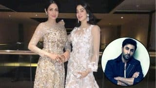 Sridevi reacts to reports of Jhanvi Kapoor vying for Ranbir Kapoor's attention at Karan Johar's party