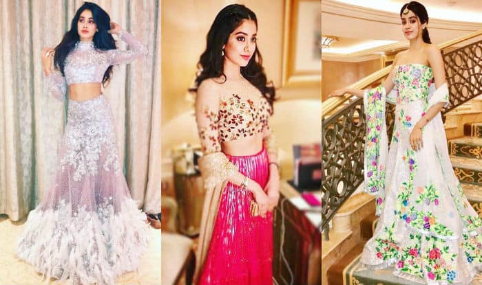 5 times Jhanvi Kapoor looked oh-so-gorgeous in Indo ...